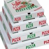 Baskılı Pizza Kutusu
